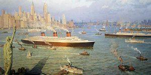 Muller NY Harbor