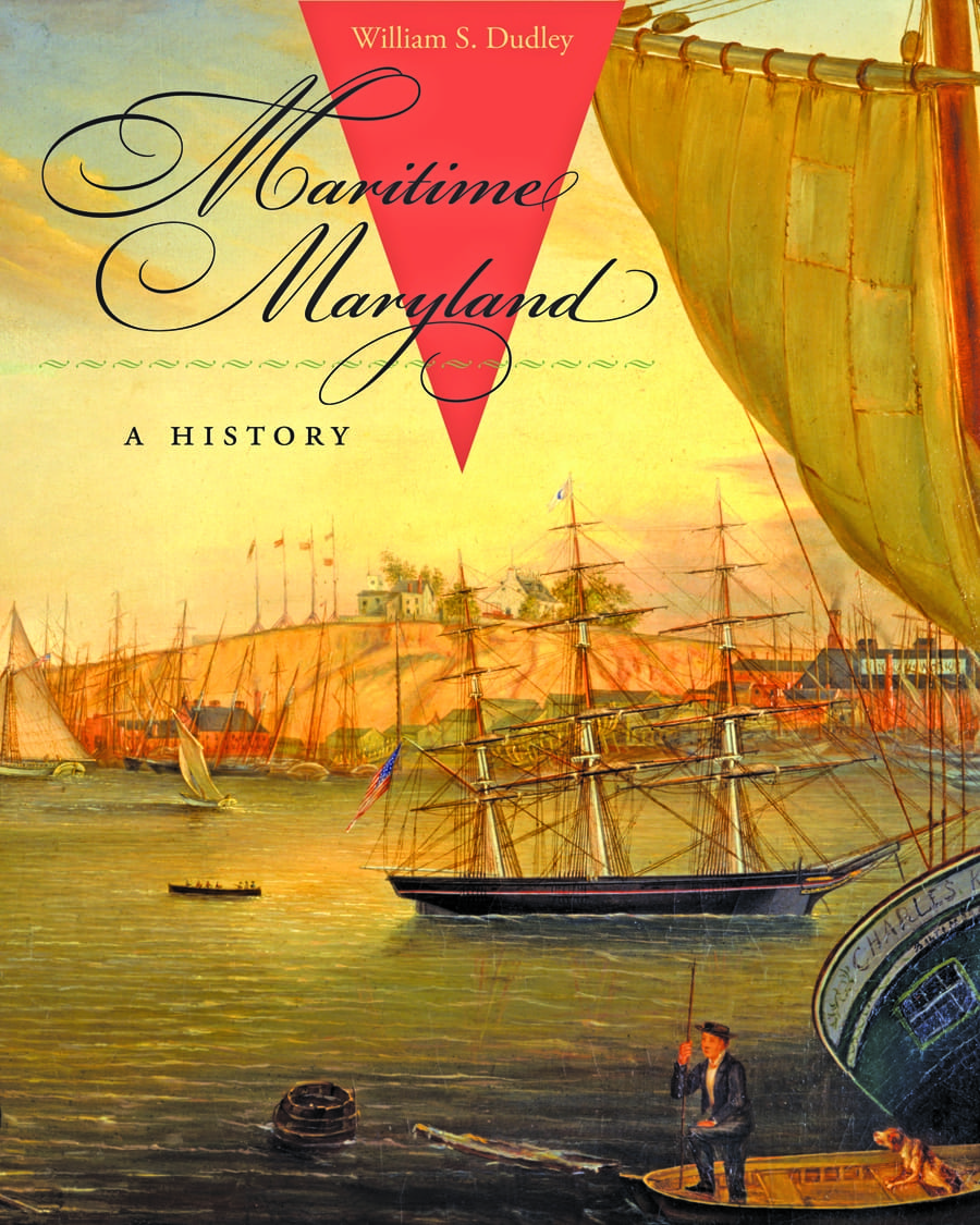 Book - Maritime Maryland Dudley