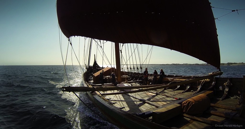 Opportunity To Sail A Viking Ship Across The Atlantic