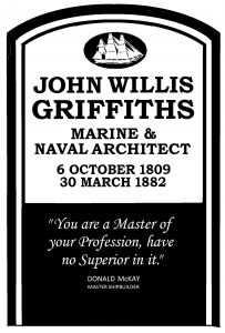 GRIFFITHS HEADSTONE Master-1