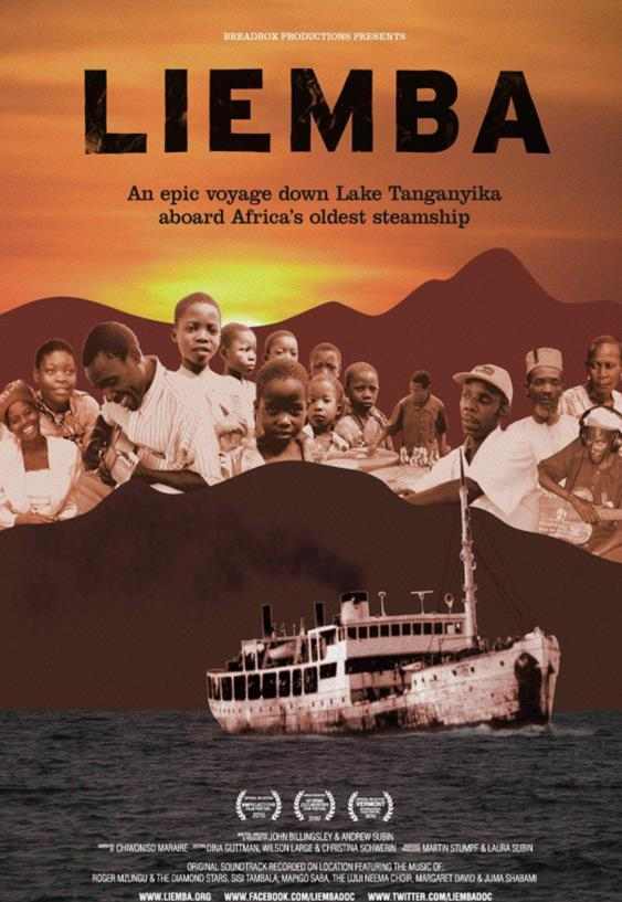 Liemba dvd cover