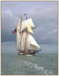 photo courtesy Tall Ship Lynx