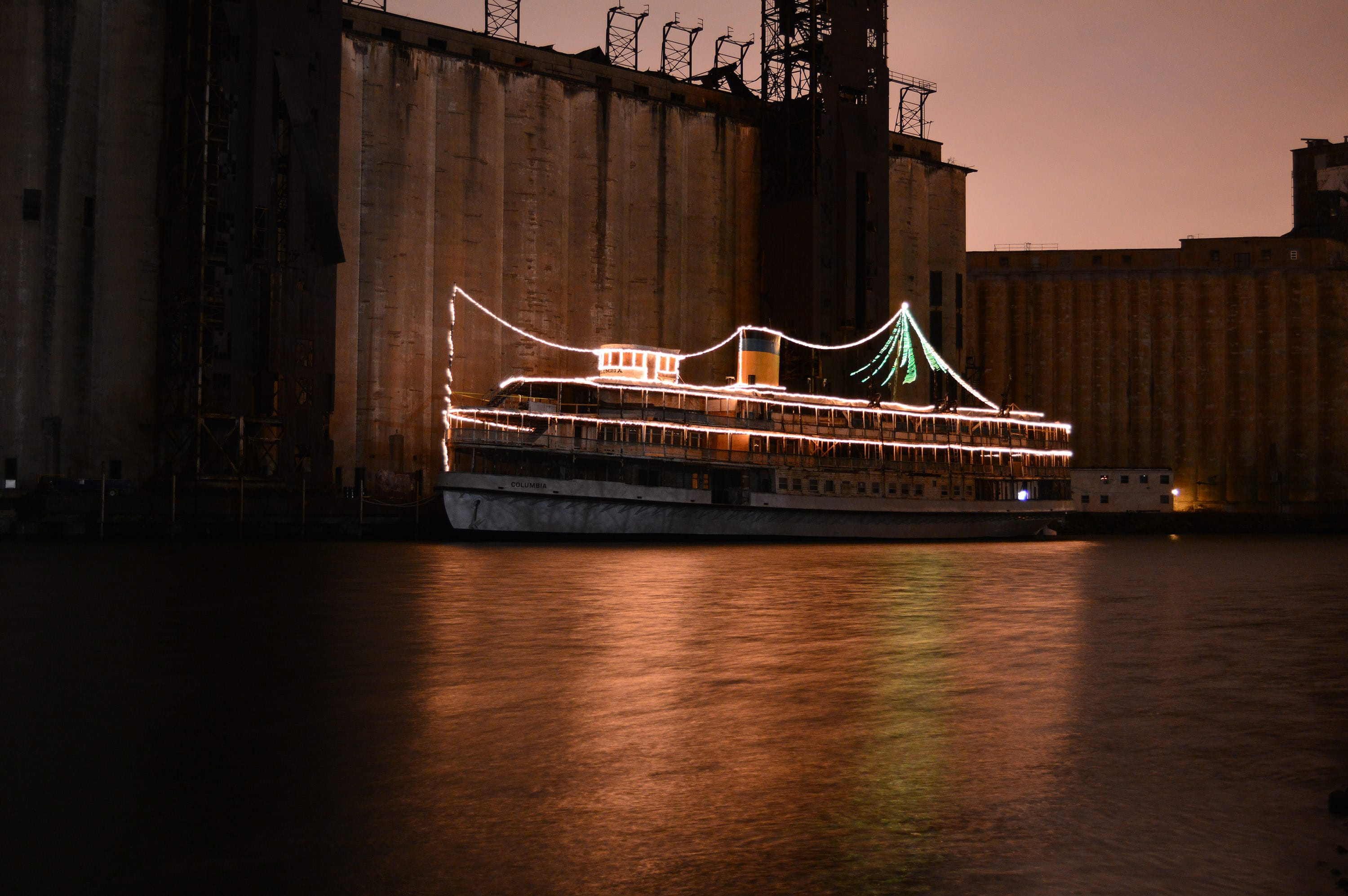 Photo: Joe Russello for the SS Columbia Project