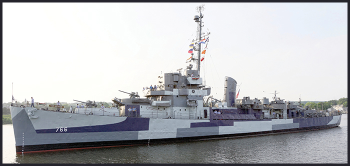National Corvette Museum >> USS Slater (DE-766): Seminar with Timothy C. Rizzuto 24 ...