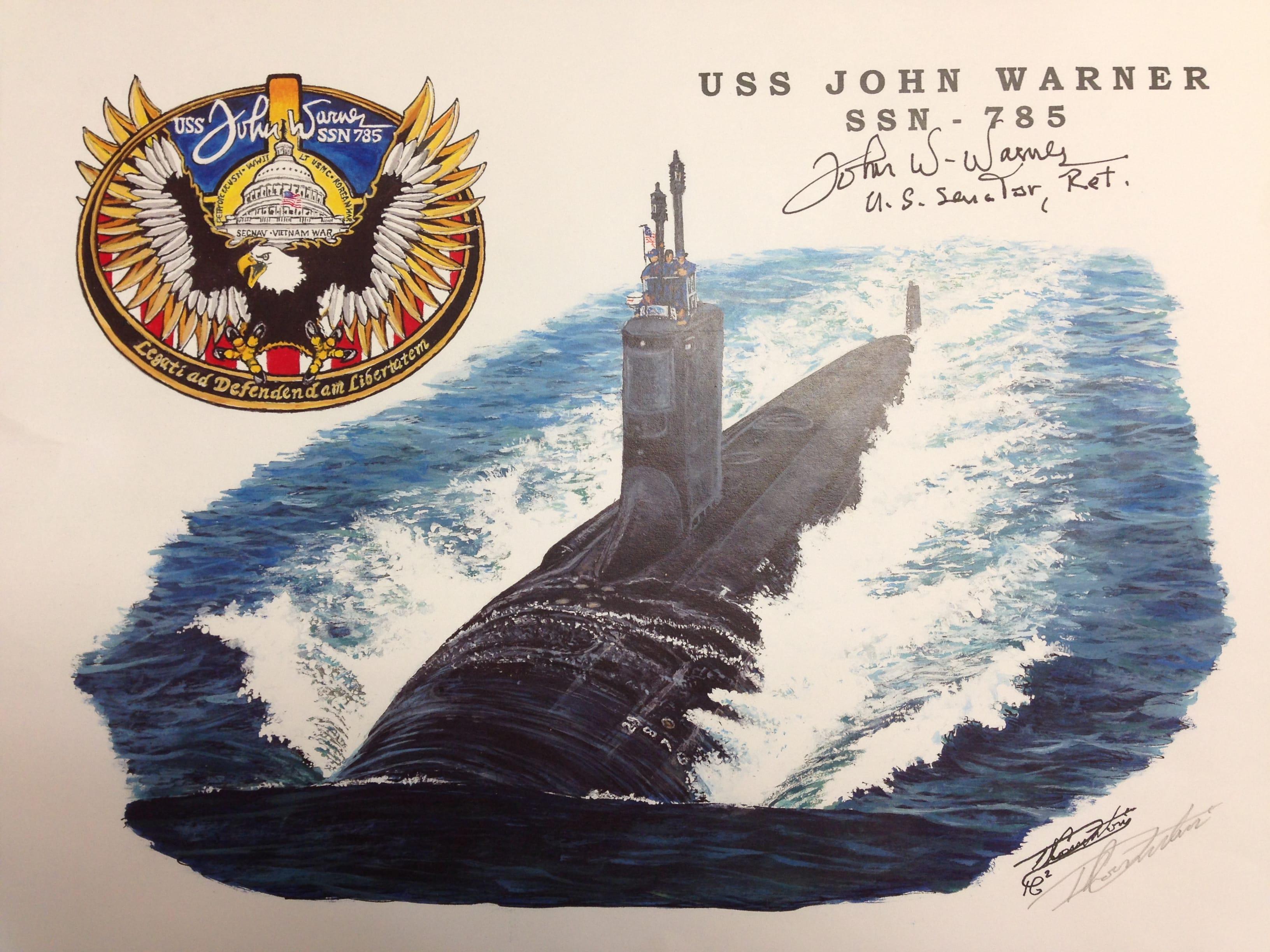 USS John Warner