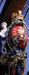 Figurehead, HMS Victory
