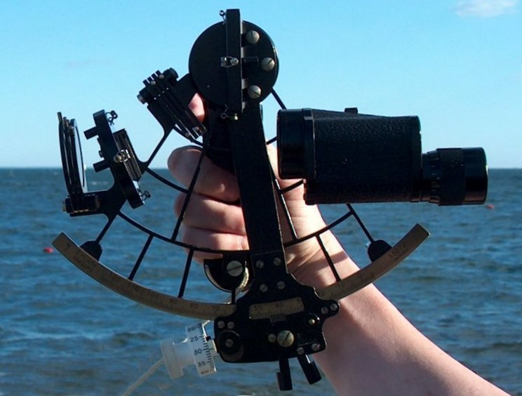 Easy Introductory Celestial Navigation - National Maritime Historical  Society