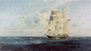 Young America by Christopher Blossom