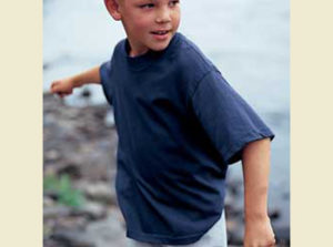 Gildan heavyweight T shirt (youth)