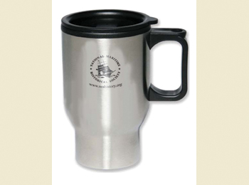 Stainless Steel Travel Mug 16 Ounce