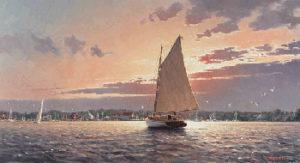 Homeward Bound by John Barber