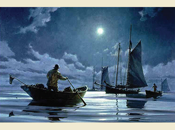Night Watch by Don Demers