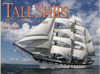 2018 Tall Ships Calendar