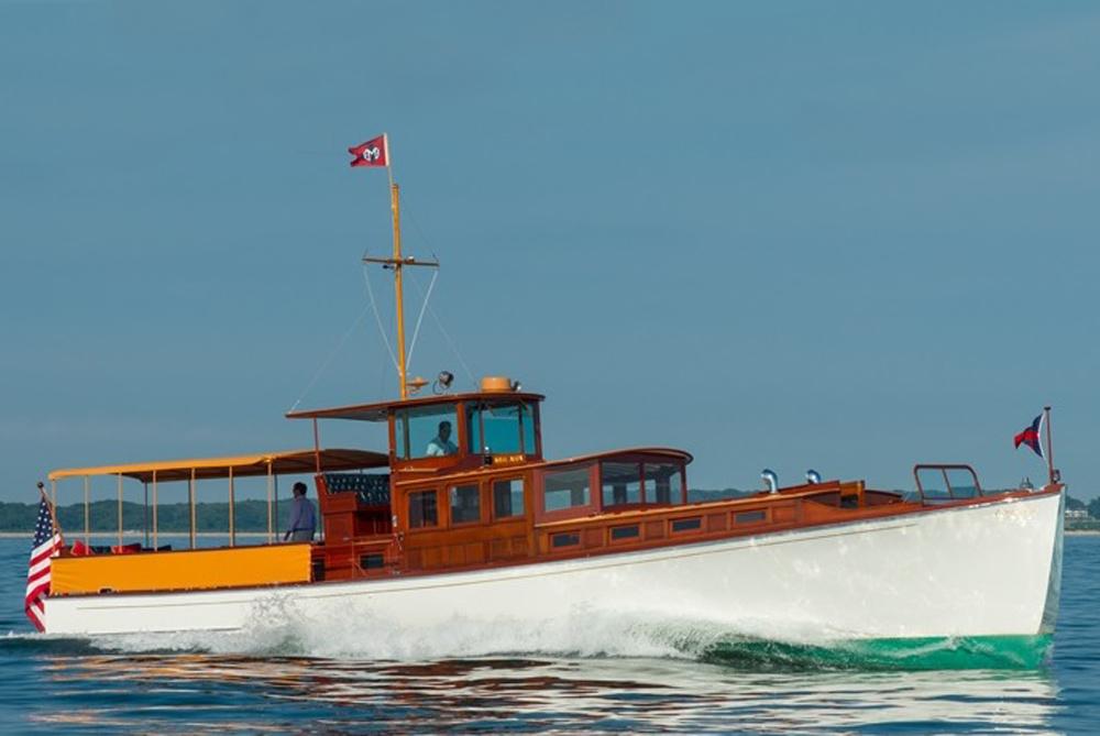 36 Antique Boat Show