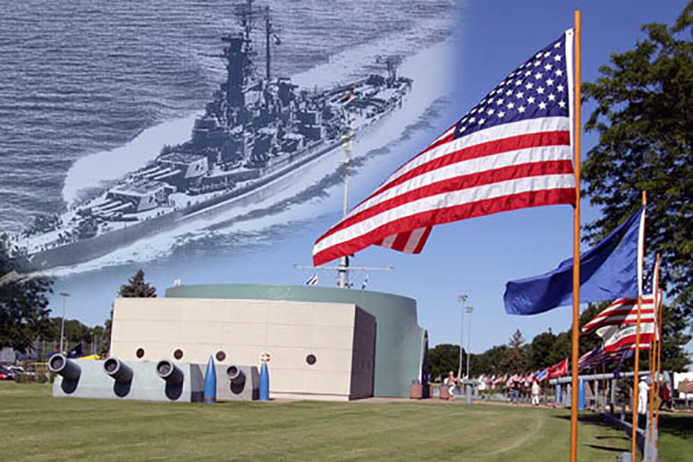 Batteleship South Dakota Memorial
