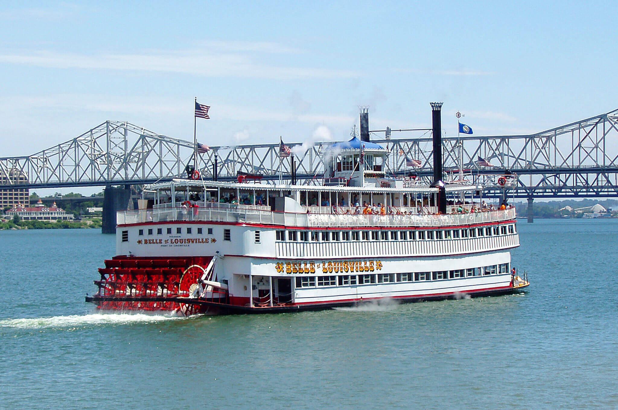 Belle Of Louisville Steamer