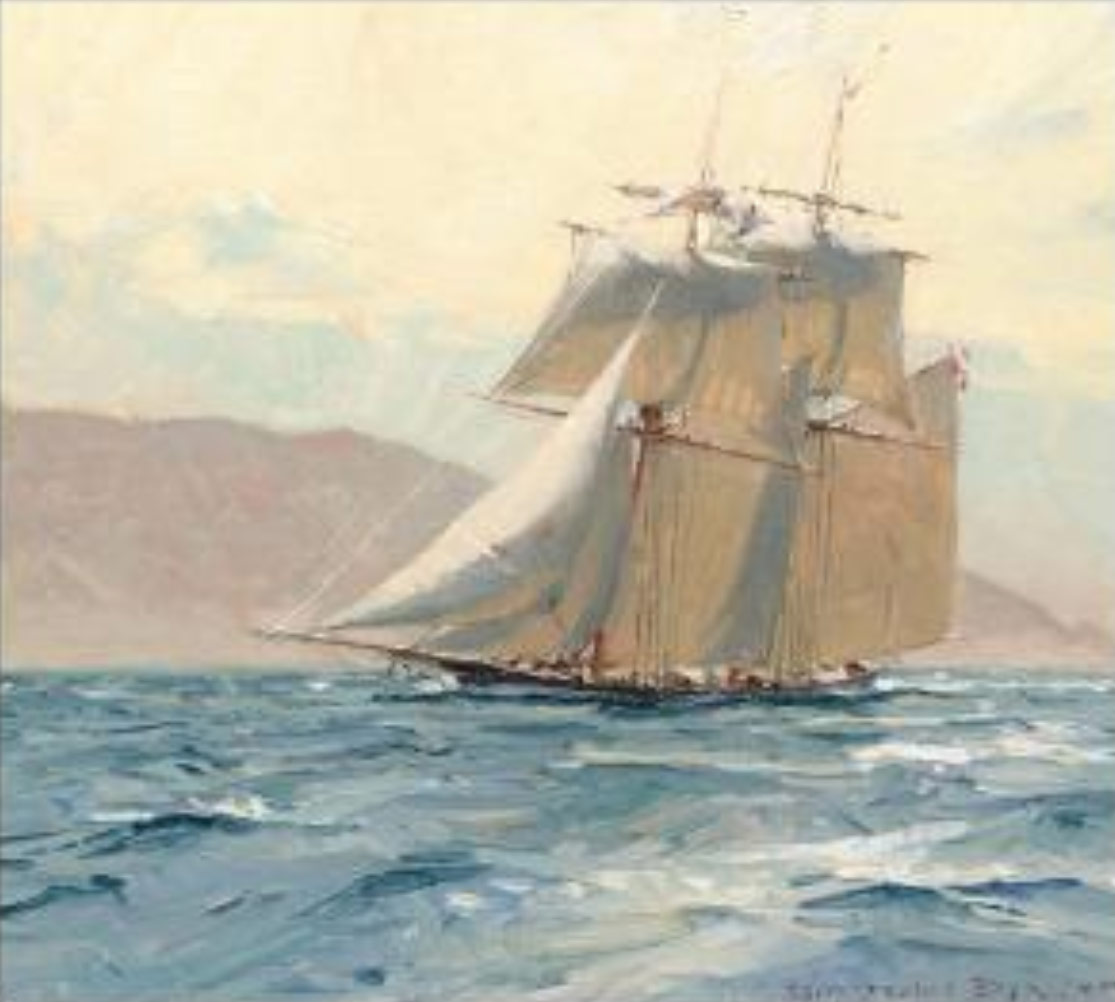 C.W. Lawrence, Christopher Blossom