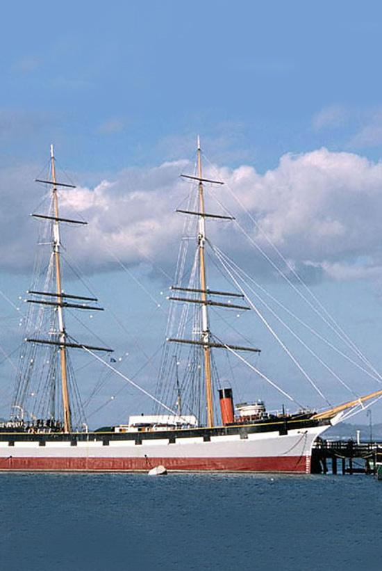 vessel Balclutha