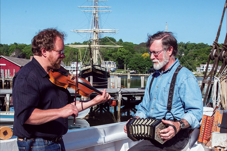 Craig Edwards and Geoff Kaufman