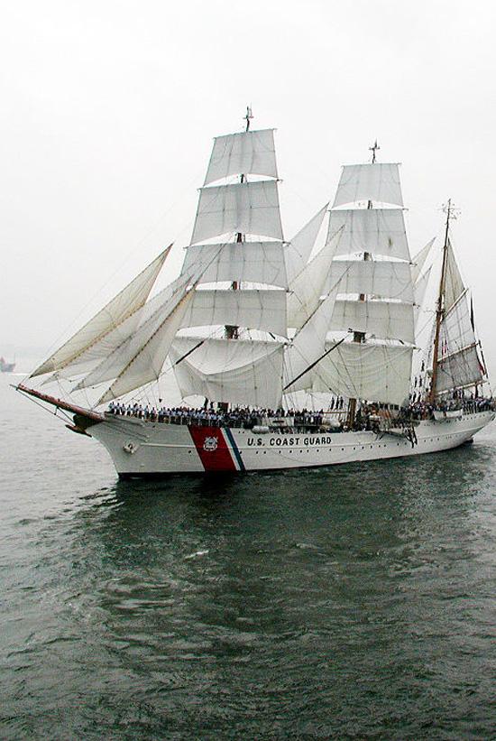 Coast Guard Eagle