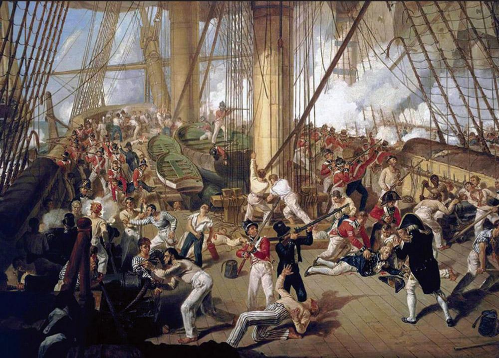 HMS Schooner Pickle