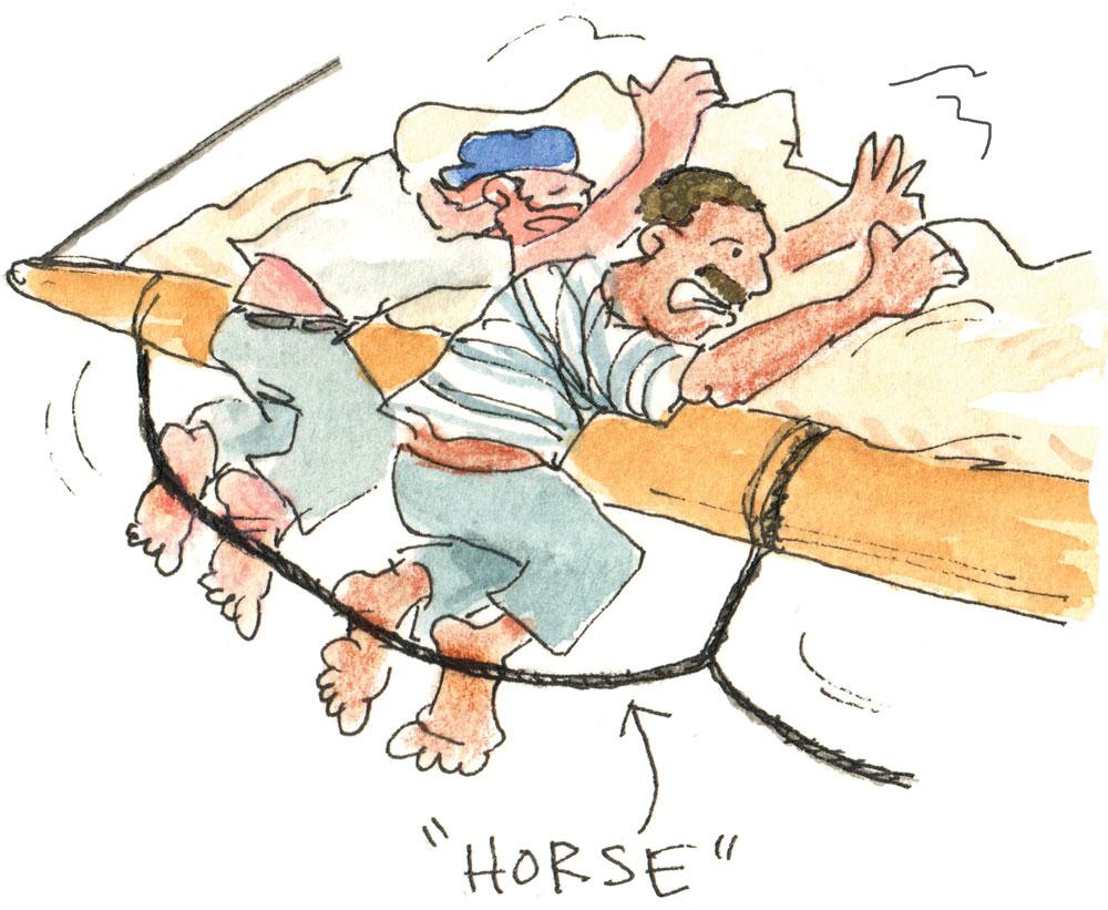 Horse Foot Rope