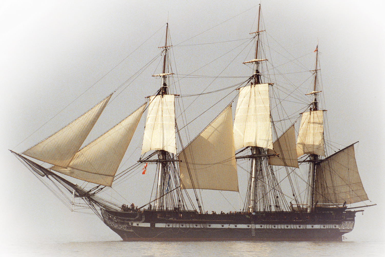 Ironside Ship