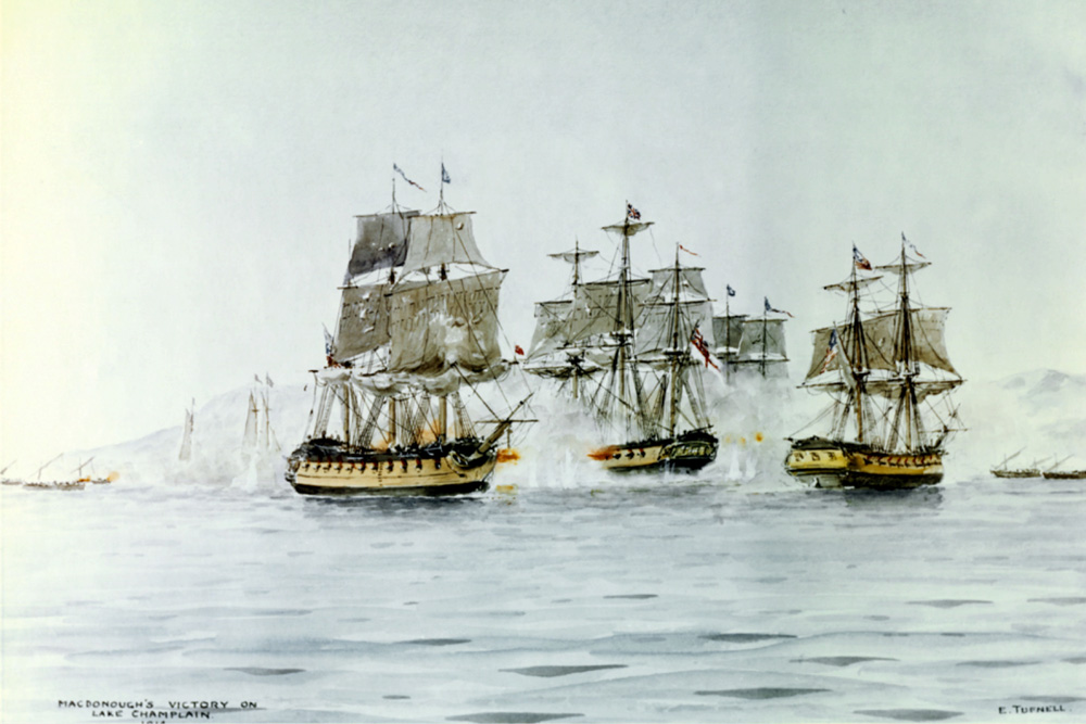 Lake Champlain Victory