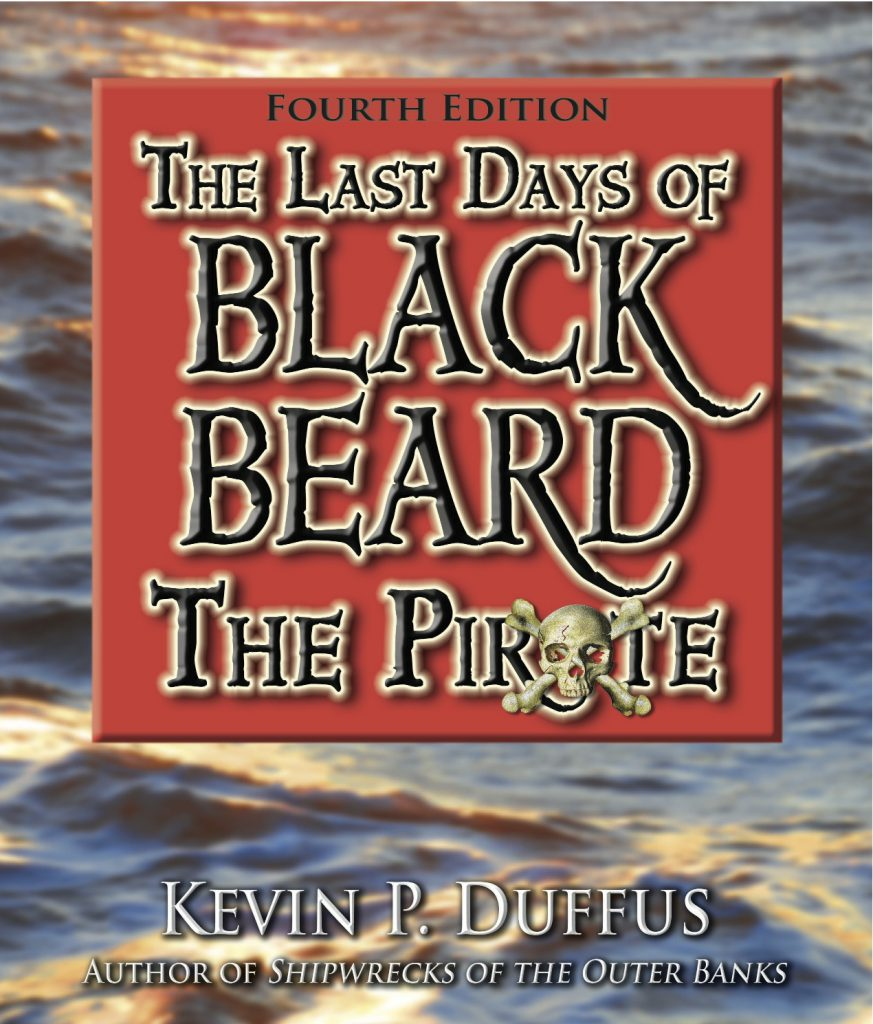 Last Days of Black Beard Cover