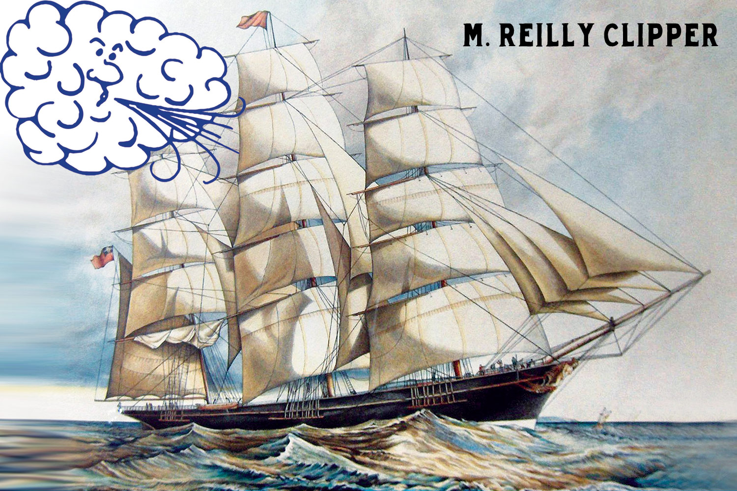 M. Reilly.Clipper