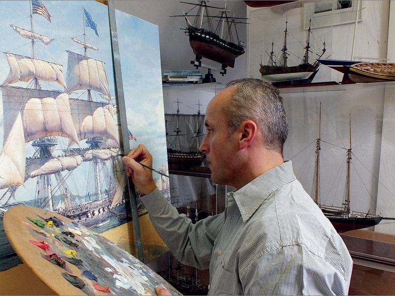 Maarten Platje's Marine Art