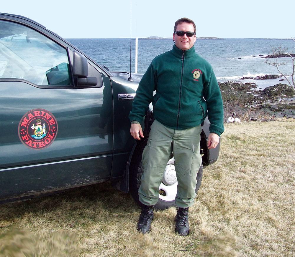 Marine Patrol Officer