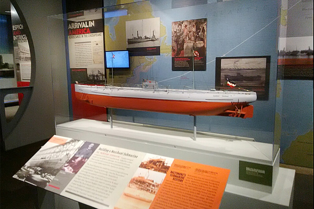 Maryland Historical Society & Fells Point Maritime Museum2