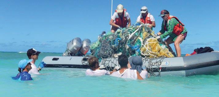 NOAA Net Removal Debris