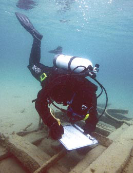 Nautical Archaeologist