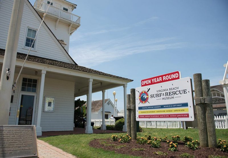 Old Coast Guard Station