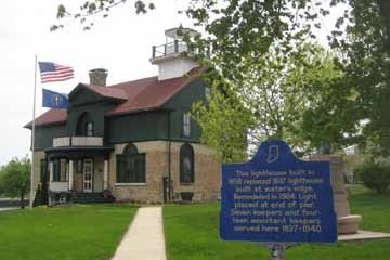 Old Lighthouse Museum Michigan City