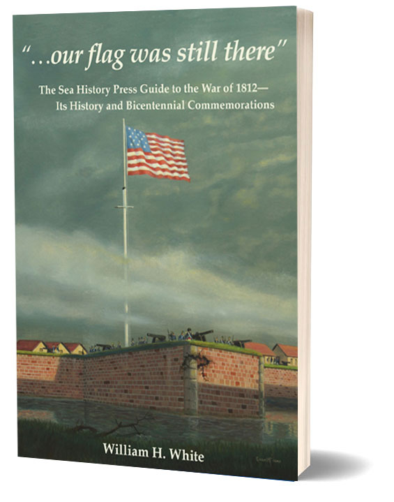 Our Flag Standing Book