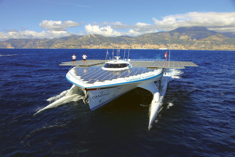 Planet Solar Ship