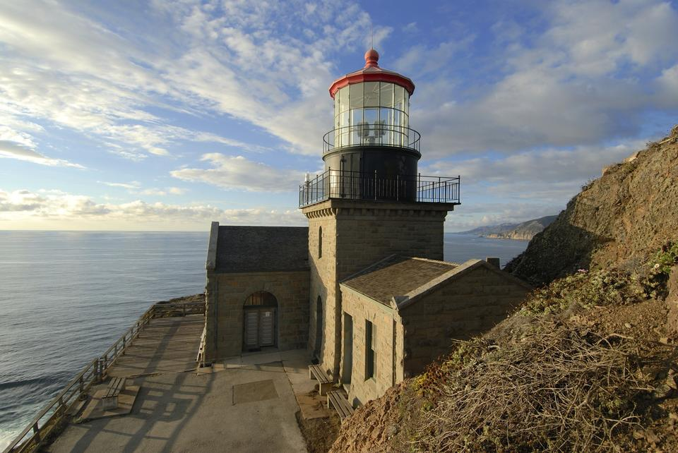 Point Sur Historic Park And Lighthouse