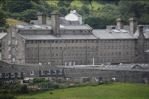 Princetown HM Prison Dartmoor