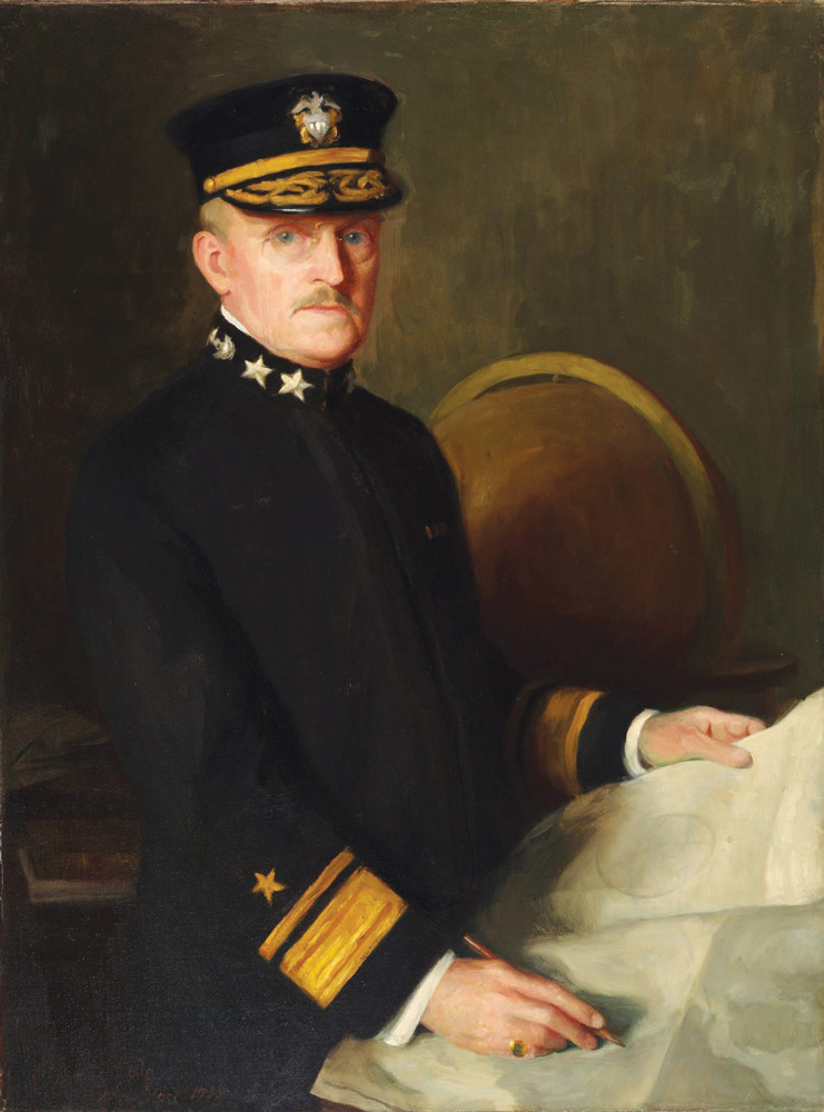 Rear Admiral Albert Gleaves