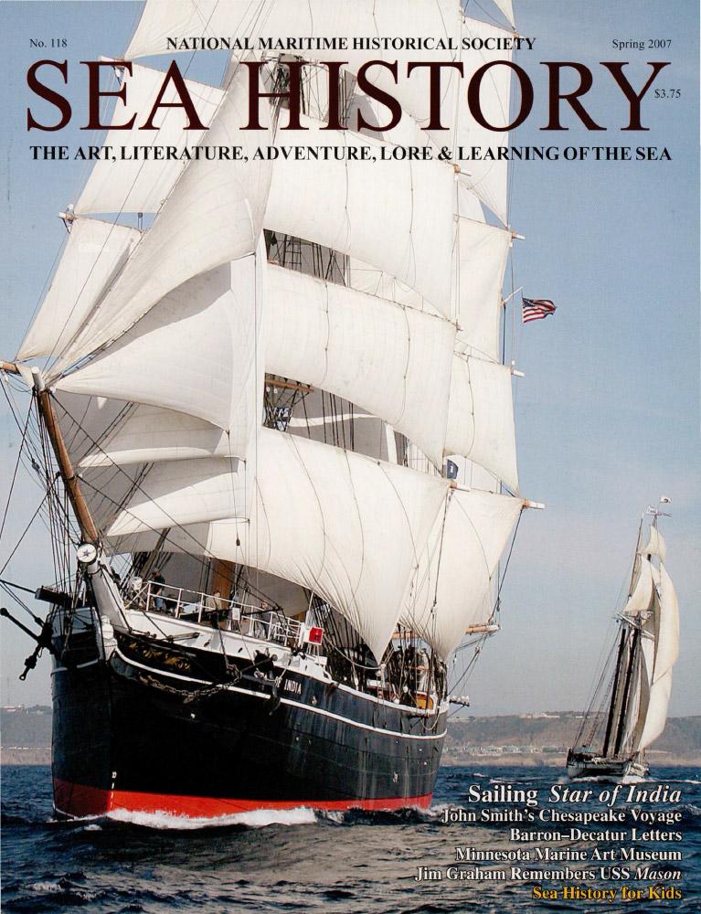Sea History 118