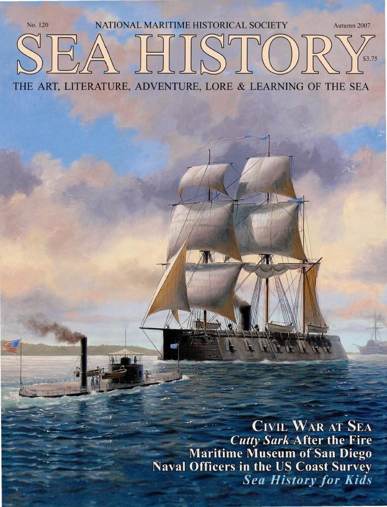 Sea History 120