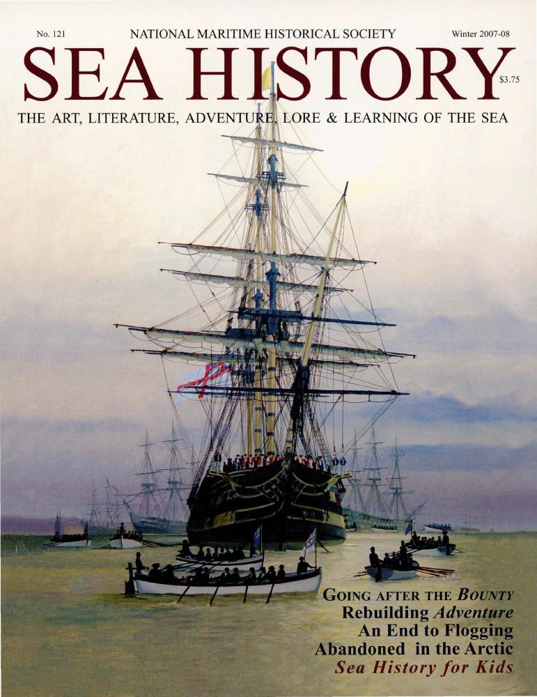 Sea History 121