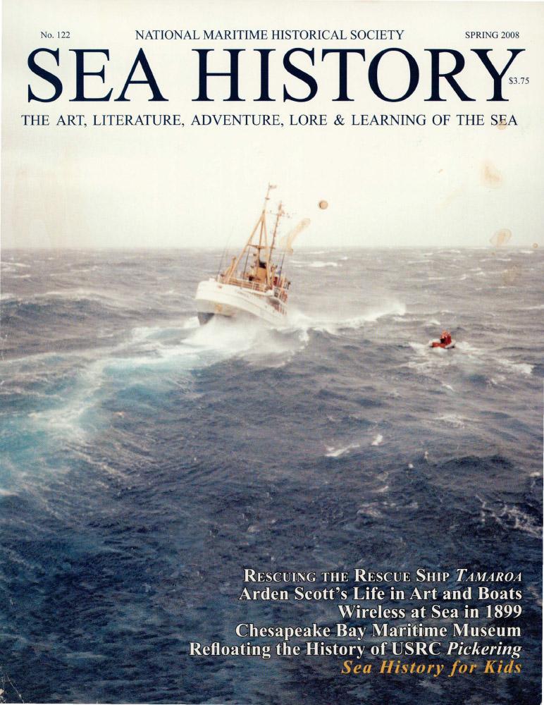 Sea History 122