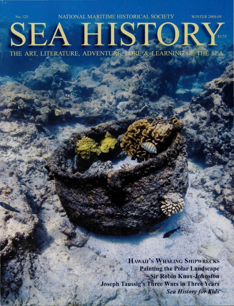 Sea History 125