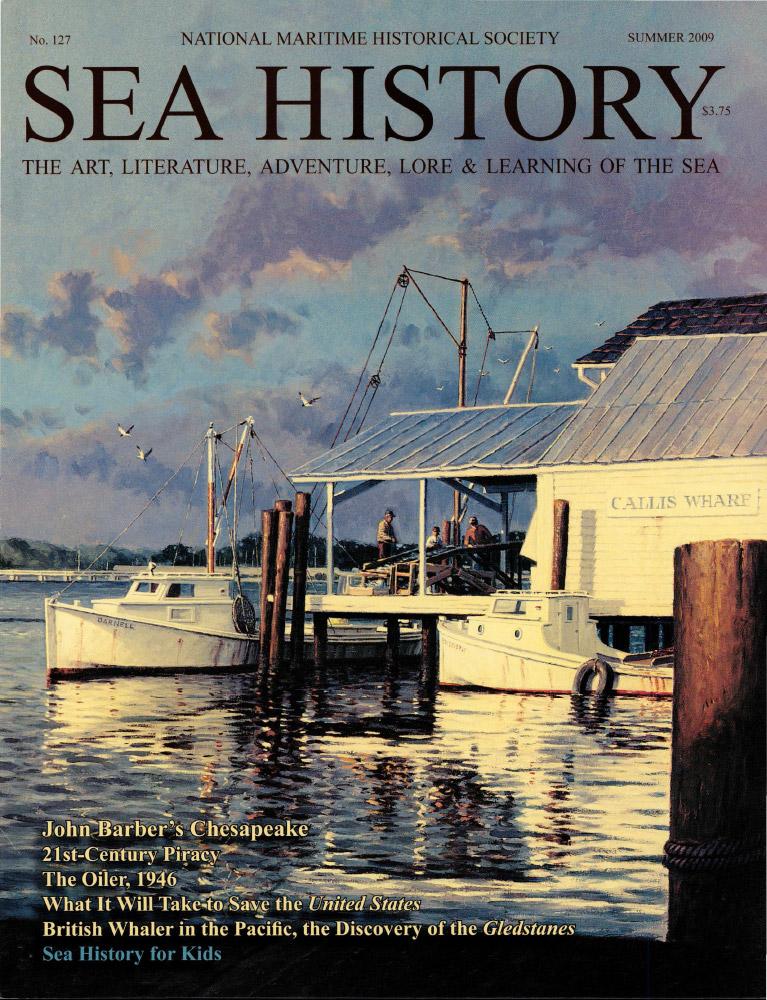 Sea History 127