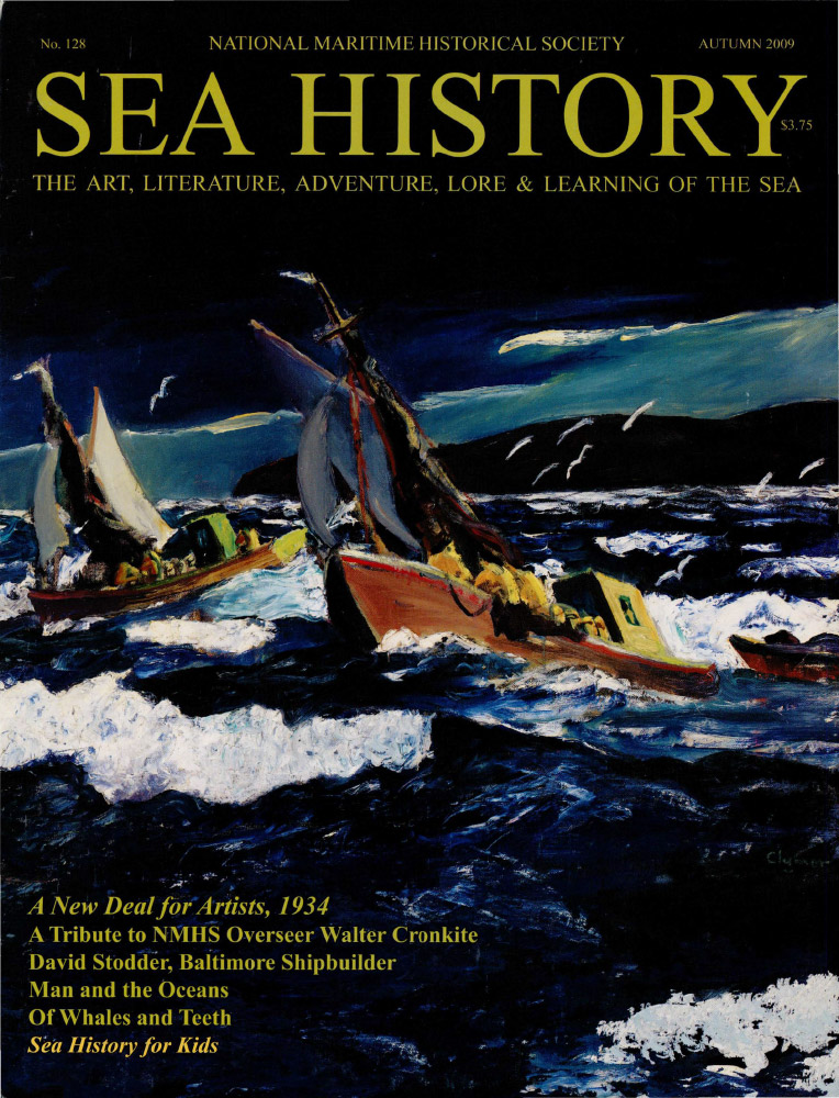 Sea History 128