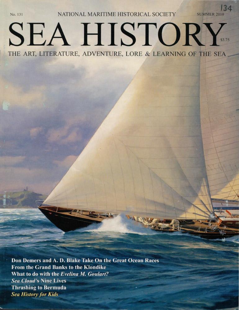 Sea History 131